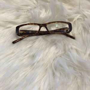 Dolce and Gabbana Brown Frame reading glasses